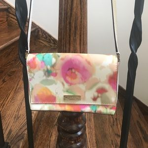 Floral Kate Spade Crossbody