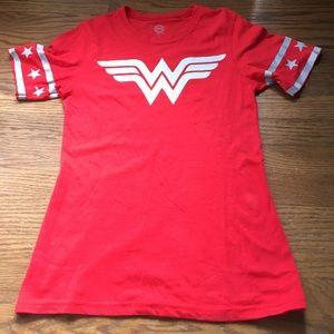 Wonder Woman Red tee