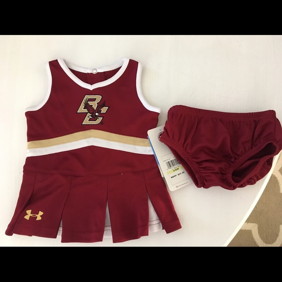 02676d3ac Under Armour Matching Sets | Boston College Cheer Dress Size 36 M ...