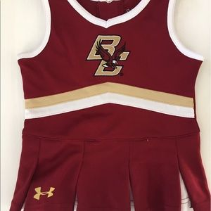 d4c863385 Under Armour Matching Sets - Under Armour Boston College Cheer dress size  3-6 m
