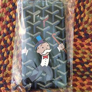 Goyard Accessories - I phone cover by Goyard
