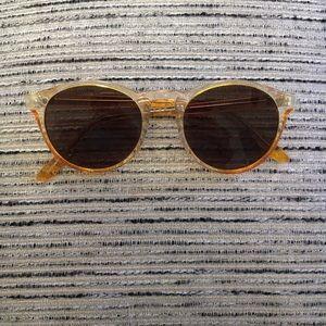 Amber Vintage-style Sunnies