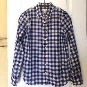 Perfect boy shirt by J. Crew