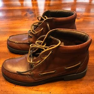Timberland Shoes - Vintage Timberlands Size 8 1/2 Med in women's