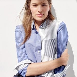 J. Crew Tops - J.Crew cocktail shirt