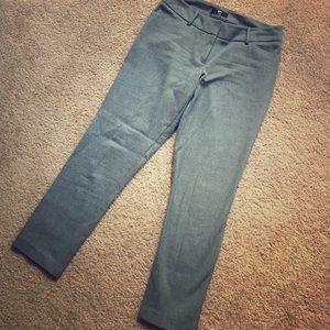 mossimo black Pants - Mossimo Black stretch twill dress pant Size 8