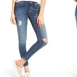 Vigoss Denim - Vigoss Thompson Tomboy Ripped Jeans