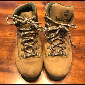 Timberland Shoes - Vintage Timberland Women's Hiking Boots Size 7