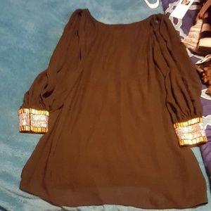 Bebe Au Lait Dresses & Skirts - BEBE small black dress