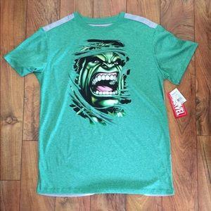 Marvel Other - Marvel Hulk Shirt