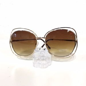 Accessories - Gold Sunglasses Sunnies Shades