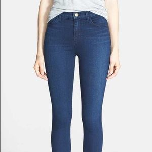 J Brand Denim - J Brand Maria High Rise Skinny Jeans
