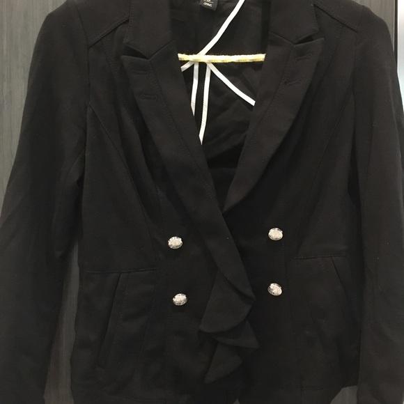 White House Black Market Jackets & Blazers - White House Black Market 4P black jacket