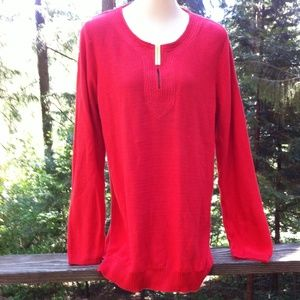 Dana Buchman summer sweater