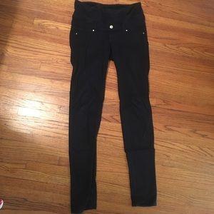 H&M Pants - Mama H&M maternity black pants
