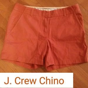 J.Crew Chino Shorts!