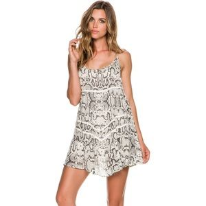 Rip Curl Snake Dress *NEW*