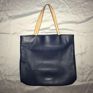 Isaac Mizrahi Handbags - dark blue Issac Mizrahi tote bag