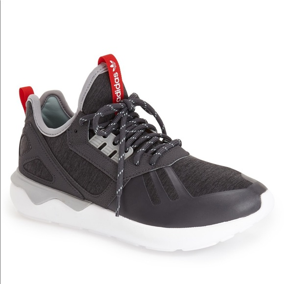 online store e7de5 f1fc7 adidas Other - Adidas Tubular runner weave in gray