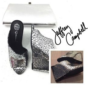 Jeffrey Campbell Shoes - JUST IN ✅🆕 'JOVIE' WEDGE MULE