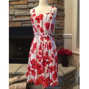 Dresses & Skirts - 🌺HP🌺Poppy Print A-Line Dress