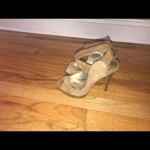 Michael Shannon Shoes - Michael Shannon platform heels size 7