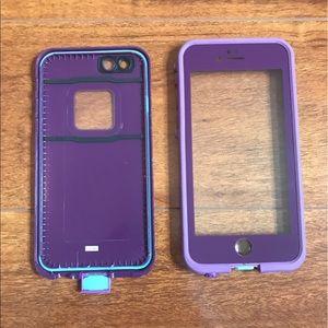 LifeProof Accessories - Lifeproof fre iPhone 6/6s case purple