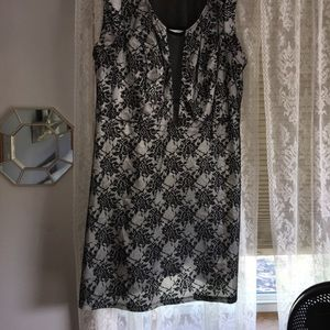 Absolute Angel Dresses & Skirts - Black and white lace dress