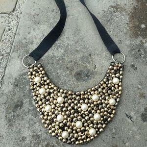 Jewelry - Beaded Bib Necklace