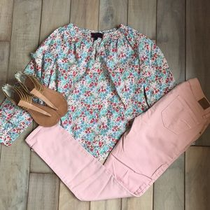 American Eagle Outfitters Denim - American Eagle Blush Pink Jeans