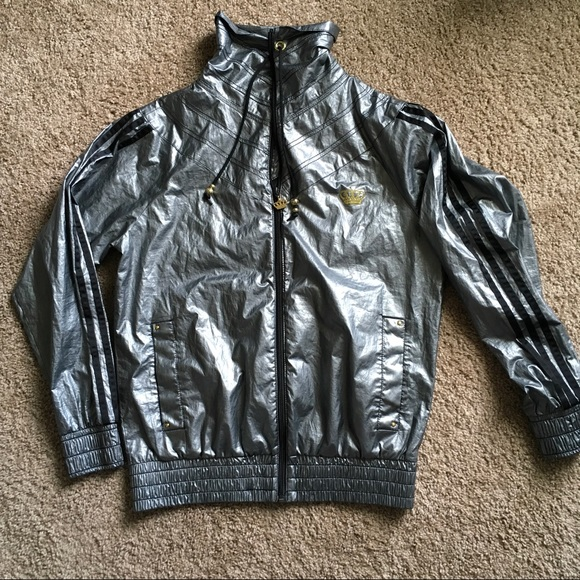 a92d53b56a9d adidas Jackets   Blazers - Adidas Missy Elliot Respect ME Track Jacket
