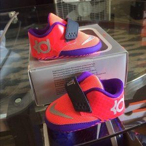 New nike kd girls infant sneakers
