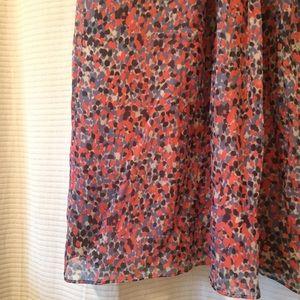 Dresses & Skirts - chiffon watercolor dress