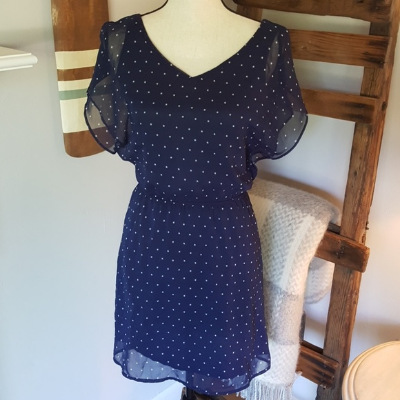 GAP - GAP Stars July 4th Navy Dress from Pinkpineapple's ...
