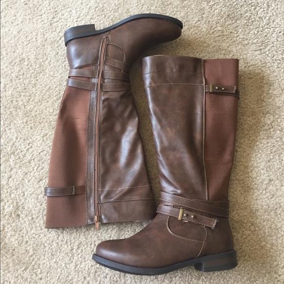 46 torrid shoes torrid knee high wide calf boots