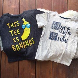 Osh Kosh Other - {Target Kids} Boys Tee Bundle 3T