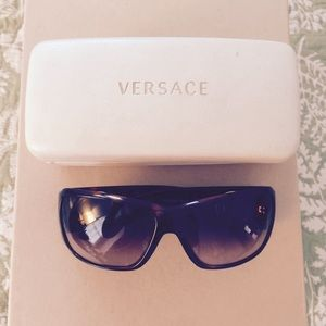 🌺SALE🌺Versace sunglasses tortoise shell & gold