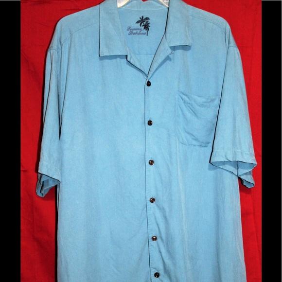 56 off tommy bahama other tommy bahama large 100 silk for Custom tommy bahama shirts