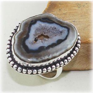 Jewelry - Solar Quartz Ring