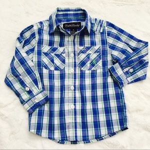 English Laundry Other - English Laundry Boys Casual Button Down (3T)