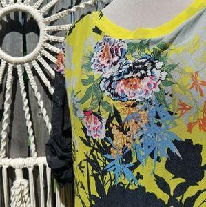 Viviana Dresses & Skirts - Petit Poise by Viviana Floral Stretch Dress XL