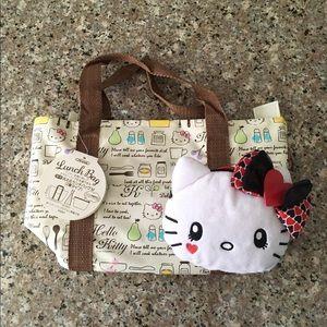 Sanrio Handbags - Hello Kitty Set