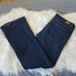 PAIGE JEANS Hollywood hills Bootcut jeans