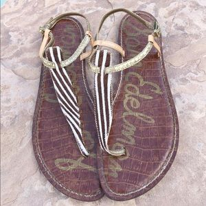 Cute Sandals By Sam Edelman 8.5