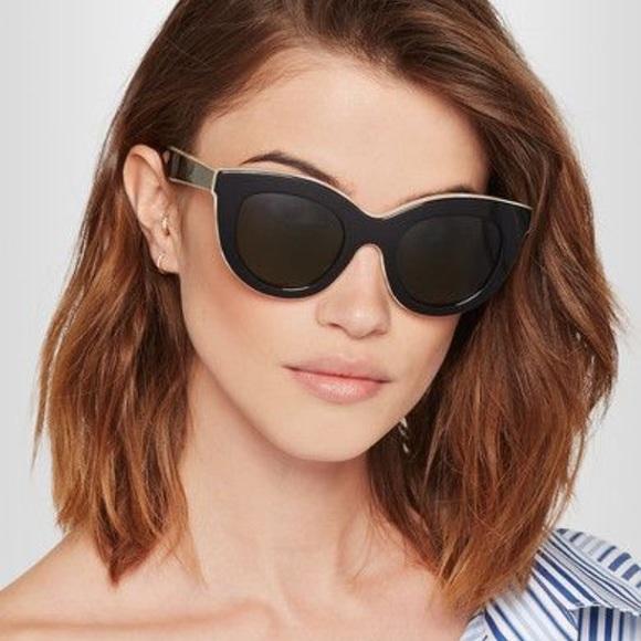 5b1fe34f5b M 59a0463a2de51251ed022737. Other Accessories you may like. Victoria Beckham  Cat-Eye Tortoiseshell Sunglasses