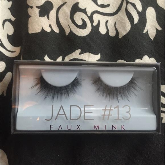 6bb54044dd7 HUDA BEAUTY Makeup   Jade 13 Faux Mink Lashes   Poshmark