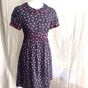 Oasis Dresses & Skirts - Vintage style dress with Peter Pan collar
