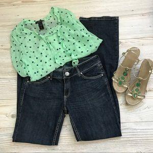 Wrangler Denim - Wrangler 08MWZGB Jeans Size 9/10x Length 36