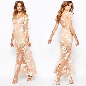 For Love And Lemons Dresses & Skirts - For Love and Lemons Orchid Maxi Dress (S)