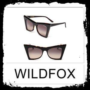 Summer sale! NWOT Wildfox Cateye Sunglasses